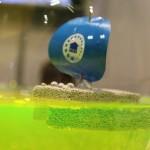 Кораблики из газобетона, обработанные гидрофобизатором НЕОГАРД, не намокают и не тонут в воде