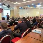 Выступление генерального директора НЕО+ Ирины Розенковой.