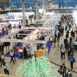 """Ленэкспо, выставка """"Малый и средний бизнес Санкт-Петербурга""""."""