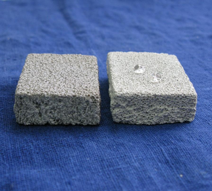 Гидрофобизированный бетон купить компонент цементного раствора